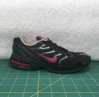 new product e6f24 37cc9 Nike Torch 4 Black   Pink Running Walking Shoes Sneakers~ Youth Size 1Y