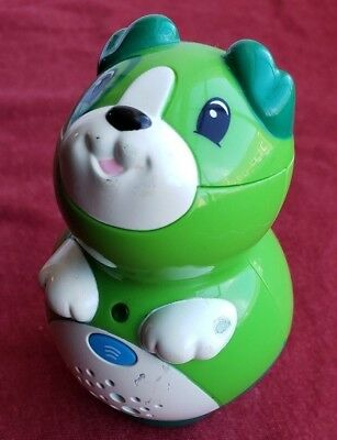 Leap Frog Tag Junior GREEN Scout Puppy Dog Reader Pen #21201