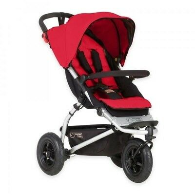Mountain Buggy® Swift™ Compact Stroller in Berry