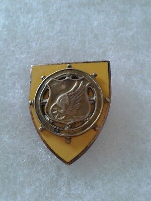 Authentic US Army UNKNOWN Transportation Corps DI DUI Unit Crest Insignia 22M