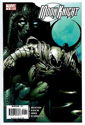 Moon Knight #1 (2006) NM+ (Huston / Finchi) Mature Only