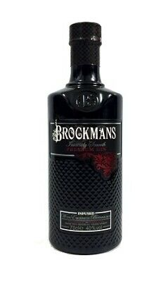 (44,63€/l) Brockmans Intensly Smooth Premium Gin 40% 0,7l Flasche