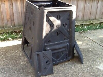 Compost Bin With Lid