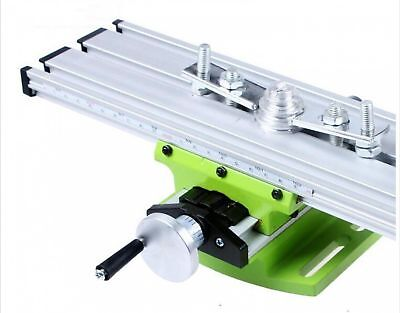 Miniature Precision Mini Multifunction Table Bench Vise Bench Drill Milling