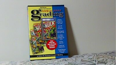 Official Overstreet Comic Book Grading Guide  2002  2nd Edition