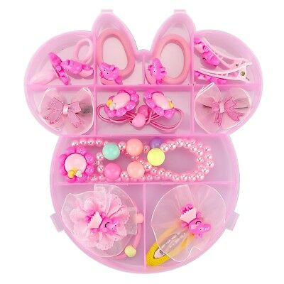 Peppa Pig Hair and Jewelry Accessories Set, 13 Piece