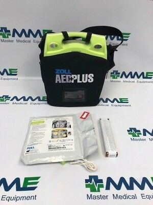 Zoll AED Plus Public Use AED- Patient Ready, 2 Year Warranty