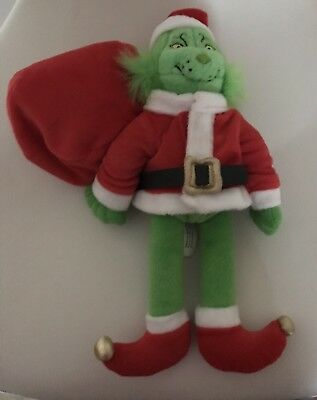 GRINCH Plush With Hershey Kisses