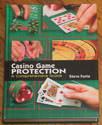 Casino Game Protection Steve Forte SIGNED Crooked Gambling Cheating Scams