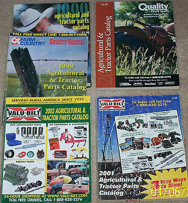 Central Tractor Farm & Family Center & Valu-Bilt Parts Catalogs