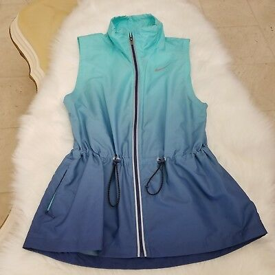 more photos e81cd 424cd New Nike Gradient Women s Running Vest Size Small Style 646631-447