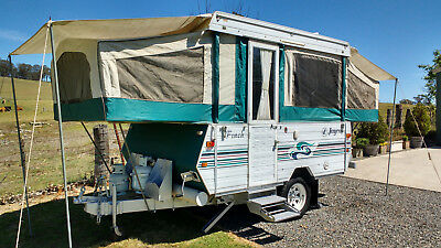 Jayco Finch Off-road