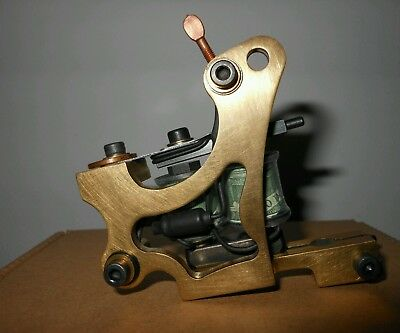 Tattoo Machines Brass Liner/Shader