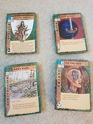 Blood Wars 1995 CCG TSR assorted cards 110 Cards.