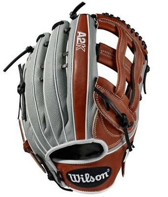 """2019 Wilson A2K 1799 12.75"""" OUTFIELD Glove RHT (Reduced! Free Shipping Aus)"""