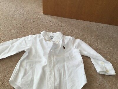 Baby Boy Shirt from Ralph Lauren size 18 months
