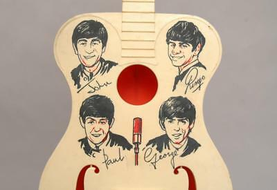 Original 1960's Vintage The Beatles New Sound Guitar Selcol Products Ltd England
