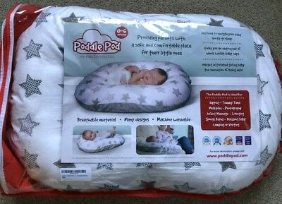 Poddle Pod 0-6months Stardust - Excellent condition - barely used