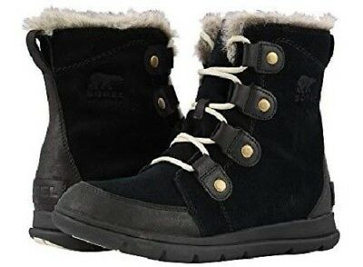 Boots Explorer Womens Walking Lined Warm Snow Sorel Waterproof Joan 4Bw8Z