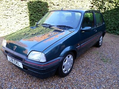 1994 Rover Metro S 1.1 - Only 28000 Miles From New