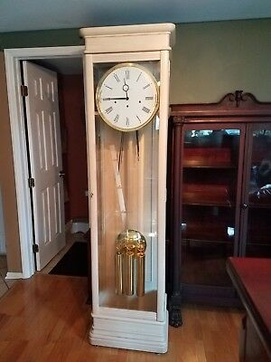 Howard Miller weight driven , The Milano , Grandfather Clock, mint condition