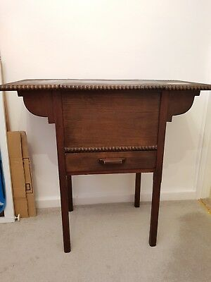 Lovely Old Vintage Sewing Table