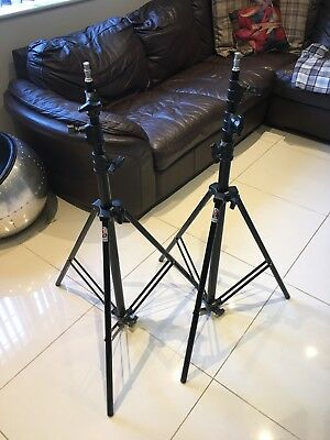 MANFROTTO A635B Flash / Background Support STANDs x2