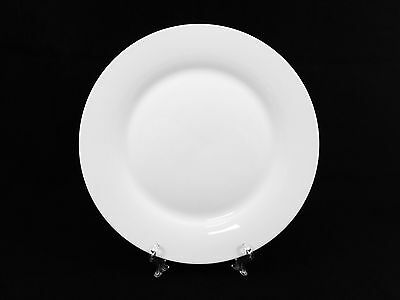 400 Stück Dinner Plate Menuteller Ø 27cm White Porcelain Top for Catering