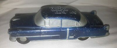 Vintage banthrico autobank Blue 1954 Cadillac bank Lincoln Savings Cleveland OH