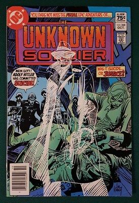 Unknown Soldier 268 KEY final issue canadian price variant - low print run