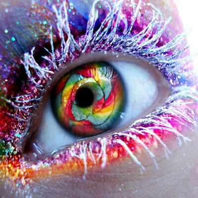5D DIY Diamond Painting Full Drill Embroidery Kit Home Wall Decor Eye Picture