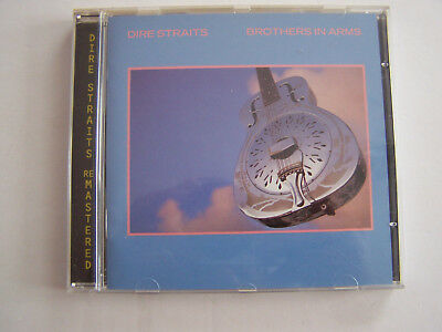 Cd Dire Straits , Brothers In Arms , 9 Titres 1996 , Tres  Bon Etat .