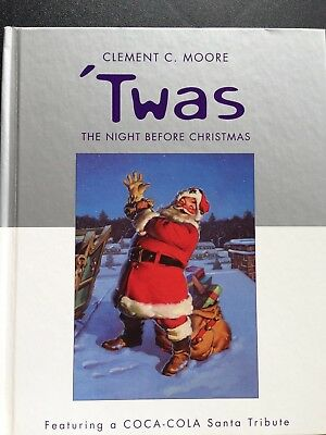 'Twas the Night Before Christmas by Clement C. Moore  - Hallmark 2001