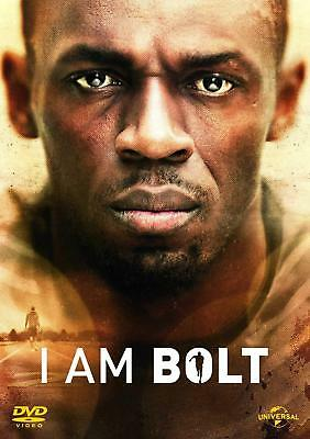 I Am Bolt (DVD) * Usain Bolt * Brand New and Sealed - FREE DELIVERY