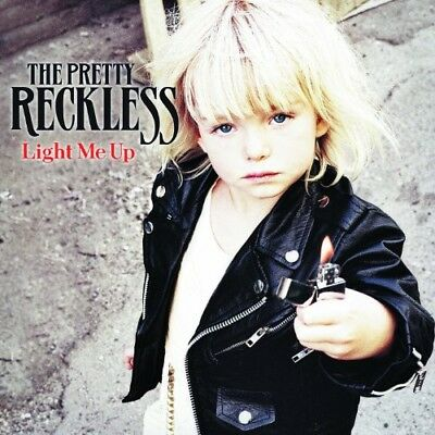 Pretty Reckless - Light Me Up (CD Used Like New)