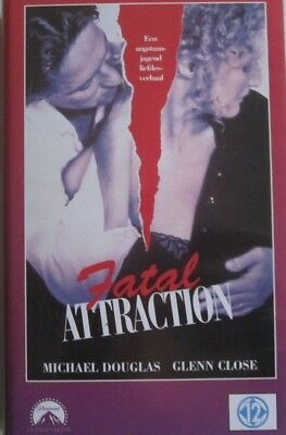 Fatal Attraction - Vhs