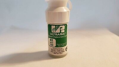Ultra Pak #2 Displacement Cord - Ultradent