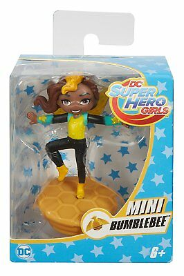 New DC Super Hero Girls Bumblebee Mini Figure
