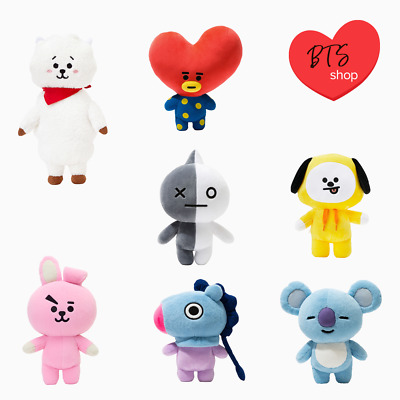 [BTSshop] BTS BT21 Standing Plush Doll Authentic Official Goods Free Ship KPOP