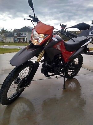 2018 Other Makes TT250  Dual Sport Motorcycle CSC TT250 Off Road On Road Warranty Included