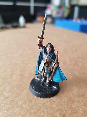 Beregond. Metal. Painted. Games Workshop. Lord of the Rings.