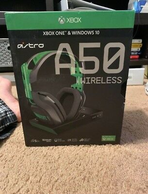 ASTRO A50 Wireless Headset and Base Station for Xbox One