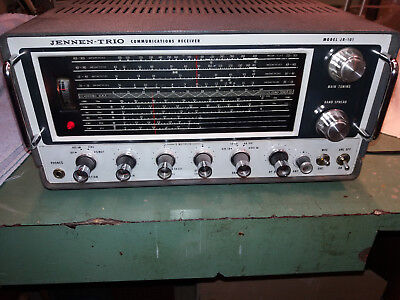 Trio Jennen Jr-101 Shortwave Receiver AM SSB CW Radio