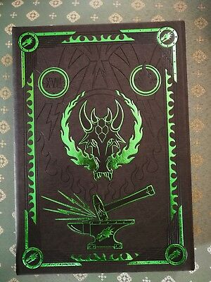 Vulkan Lord Of Drakes Limited Edition Hardback