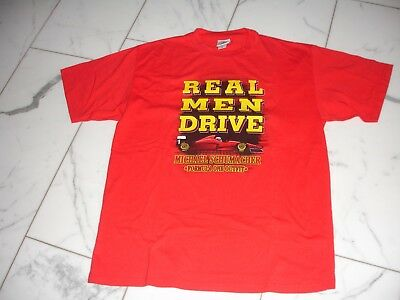Michael Schumacher Collection T-Shirt Gr. XL