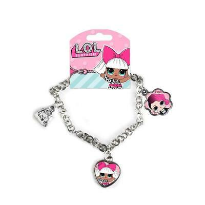 LOL SURPRISE bracciale con charms bigiotteria BIJOUX Idea regalo bambina