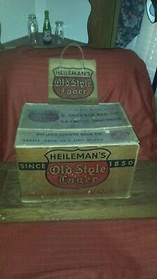 1940's Old Style Lager beer items