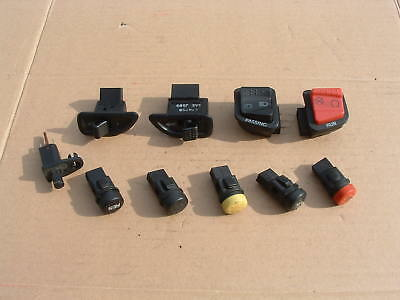 Piaggio X9 500 Ie 2007 Model Mixed Switches Good Condition