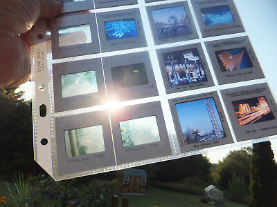 53 Color Slides - 1964/65 New York World's Fair - 10 of GM Futurama & Others