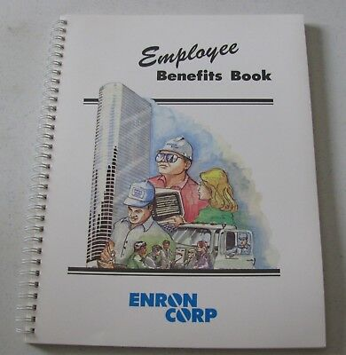 Enron Corp Employee Benefits Book for 1988